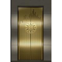 直销牡丹江不锈钢蚀刻电梯装饰板|304不锈钢电梯装饰板厂家直销|不锈钢电梯门板价格