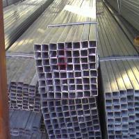 140*80*5.0镀锌矩形管传统工艺安装,便於推广