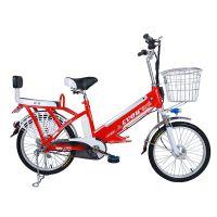 20寸48V电动车 新款锂电避震助力自行车厂家招商加盟代理