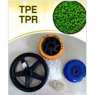 供应东莞包ABS用的TPE胶料硬度60度