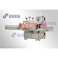 山东GH-XSC洗衣液双面贴标机