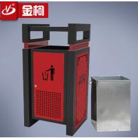 提供新款太阳能户外垃圾桶 不锈钢智能感应式垃圾桶 环保垃圾箱