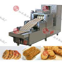 小型自动桃酥饼干成型机 桃酥机厂家直销 泗水新力