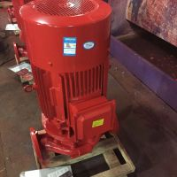 消防泵XBD7/15-80L喷淋泵价格消火栓泵