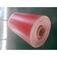 防火硅胶布,阻燃硅胶布,出口硅橡胶布,双面玻璃纤维布