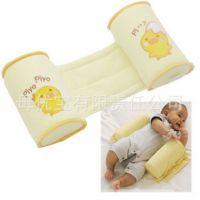 供应 婴儿定型枕头/防侧翻枕/防偏头枕/矫正头型/睡姿定形枕