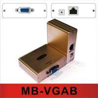 VGA转网线视频传输器监控硬盘录像机视频传输专用