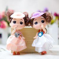 2015俏皮迷糊娃娃公仔12CM芭比娃娃批发中国可儿娃娃时尚公仔玩具