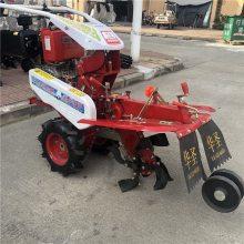 新款柴油开沟机 多用途开沟起垄旋耕机视频 农用种植机械