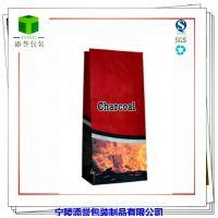 供应木炭纸袋 多层牛皮纸袋