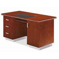 南通油漆办公桌实木职员桌