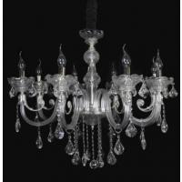 CVMA厂家直销 欧式蜡烛吊灯5038C-8A 客厅,餐厅,楼道复试楼客厅水晶吊灯白炽灯