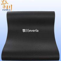广州擎川everla厂家直销 黑色钻石花纹PVC输送带 健身跑步机专用