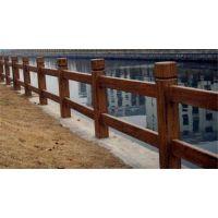 广州园林仿木栏杆|仿木栏杆|辉也那建材