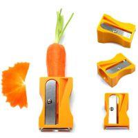 清仓  厨房家用塑料不锈钢水果刀 胡萝卜卷笔刀 削皮器刨子