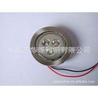 生产及供应LED厨柜灯:嵌入式小号平面家私灯HST-021S-2 LED