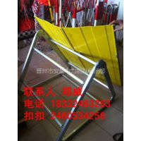 供应浙江新型折叠式防洪子堤9玻璃钢折叠板面子堤规格参数