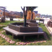 供应郑州天艺水泥仿木围树凳模具,园林景观坐凳,休闲坐凳