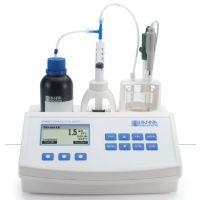 微电脑总酸(酒石酸)滴定分析仪(应用于葡萄酒分析) 型号:H5HI84502 (旧型号HI84102