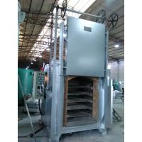 TCRX-60-5型箱式铜材退火炉 金力泰厂家铝材时效炉