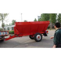禹城阿里供应DFC-12000D 撒肥车 撒粪车 撒肥机