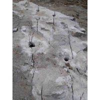 贵州岩石分裂棒破石棒胀石机厂家