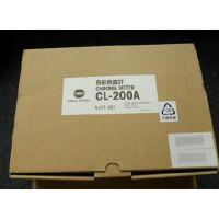 三刺激值、色度、色差、相关色温、照度检测计量设备CL-200A