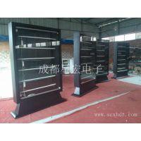 星宏四川展示柜,德阳电视墙生产