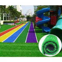 郑州枫林园艺厂家大量供应仿真草坪室内外人造草皮地毯幼儿园专用铺装草坪