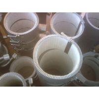 供应塑料成型设备加热陶瓷发热圈、不锈钢电热圈