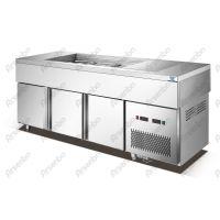 佛山雅绅宝制冷设备制造有限公司销售各种冷柜 商用厨房冷柜 冰箱 茗记甜品加速器