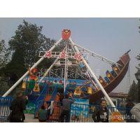 海盗船(24座)公园大型游乐设施生产厂家许昌巨龙游乐