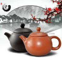 紫砂壶 依然静雅 手拉功夫茶茶壶 正品手拉壶 茶具用品 厂家直销