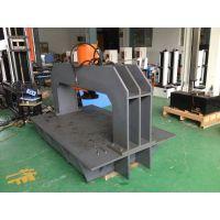 供应思达品牌100吨数显式铸铁井盖压力试验机
