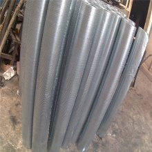 旺来不锈钢冲孔网 圆孔矿筛网 石油过滤网