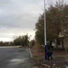 新疆库车县优质太阳能LED路灯TYN-30、库车县LED路灯