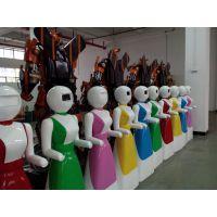 生产机器人厂家 供应机器人 传菜·点菜·菜单介绍·语音对话