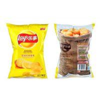 乐事薯片专用包装设备 薯片包装机