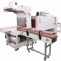 6040新型饮料水全自动热收缩包装机/纳森袖口式热收缩膜包机