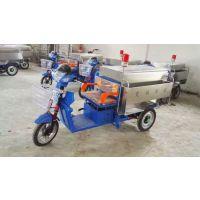 定做北京电动保洁三轮垃圾车,不锈钢电动保洁车价格,电瓶三轮保洁车出售