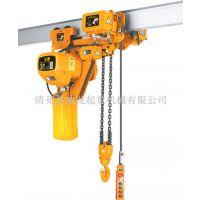 HHBB03-02 超低净空 3吨5米 环链电动葫芦 宝雕牌 包邮 现货