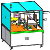 恒超过滤网自动贴海棉机供应PP瓦楞包海绵机空气净化器粘海绵机加工成型机械设备