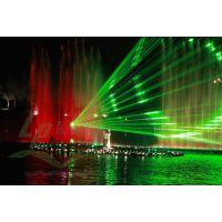 万圣激光供应WS-LASER-RGB30W 户外广告激光灯