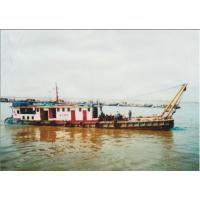 新品全国A字型浮吊船起重船工程船海上吊装租赁出租人气盐工2号