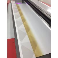 深圳福永亚克力UV平板喷绘加工|有机玻璃UV背喷价格