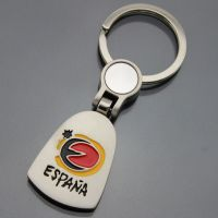 金属钥匙扣、合金匙扣、烤漆钥匙扣制作、公司增送钥匙扣定做