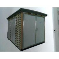 厂家专业生产箱式变电站成套 欧美式预装式  智能化
