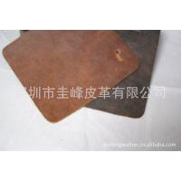 印度进口 高档复古头层 小水牛皮 1.3-1.5MM 鞋皮 笔记本 复古包