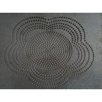 广州音响网专用之小孔冲孔网 圆孔蚀刻微孔网 小眼不锈钢冲孔网