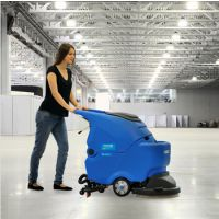 青岛工厂用洗地机购买哪家好?如何选择洗地机。
